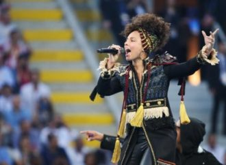 Mira la actuación de Alicia Keys en la final de la Champions League
