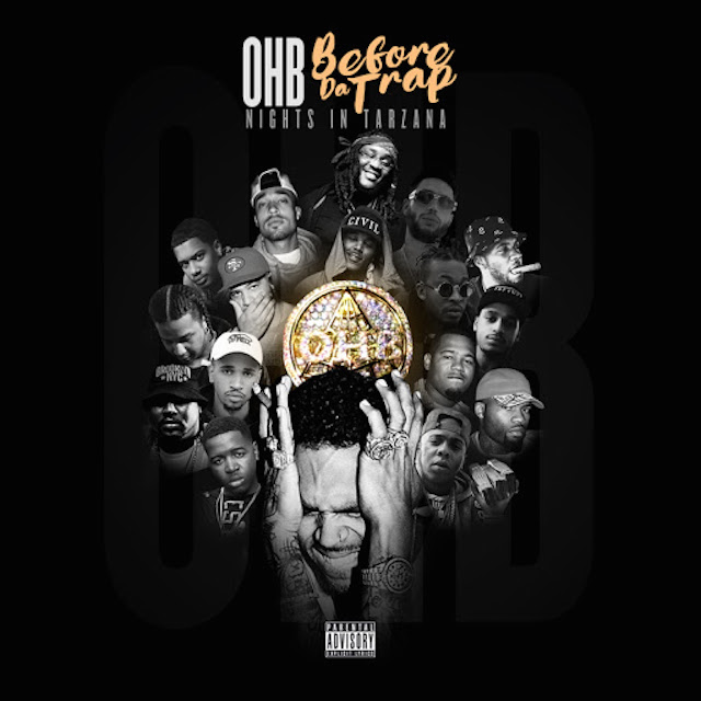 "Chris Brown y su banda OHB lanzan la mixtape ""Before The Trap"""