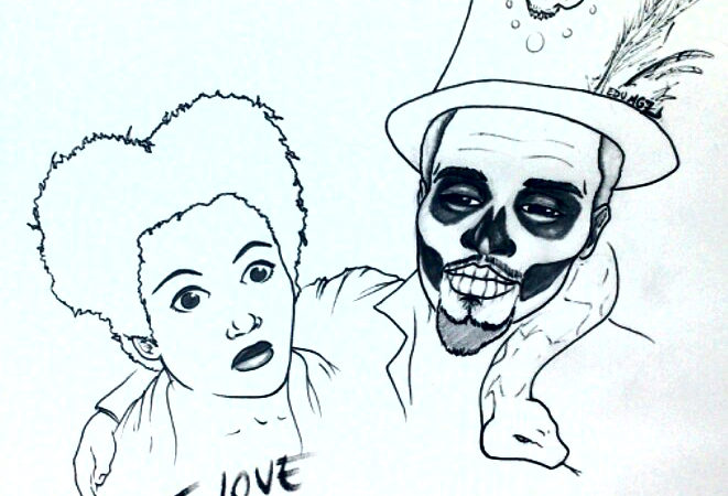 "Chris Brown, protagonista de Picasso Swag: ""Voodoo in Da House"""