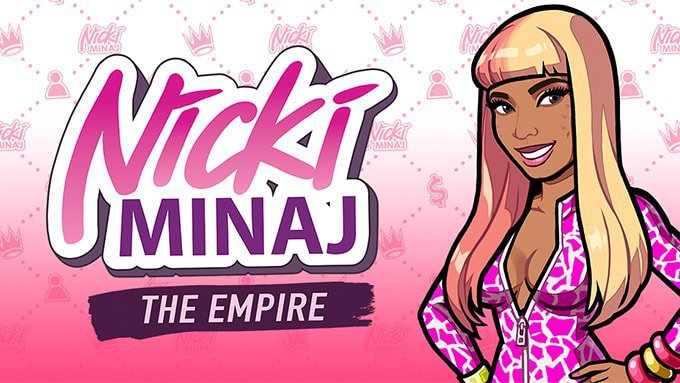 "Descarga ""The Empire"" de Nicki Minaj y canta con la rapera"