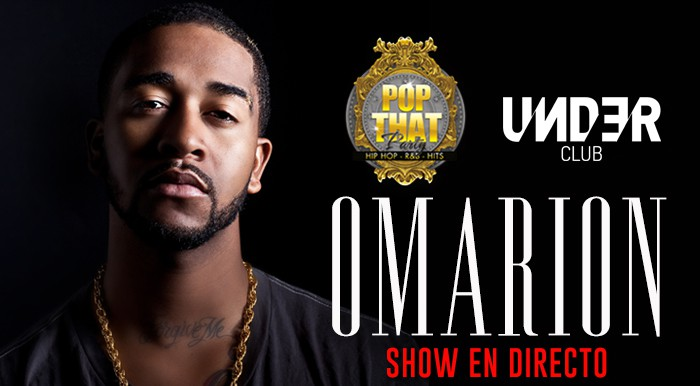 Omarion, de Maybach Music, actuará en Barcelona en abril