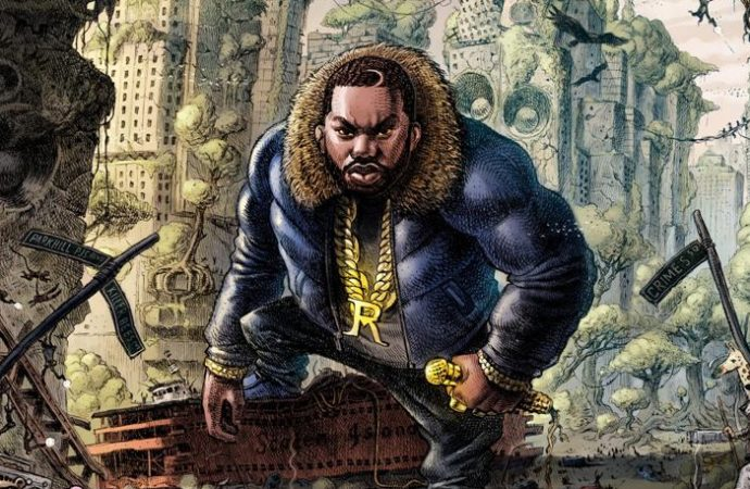 "Raekwon, de Wu-Tang Clan, estrena disco, ""The Wild"""