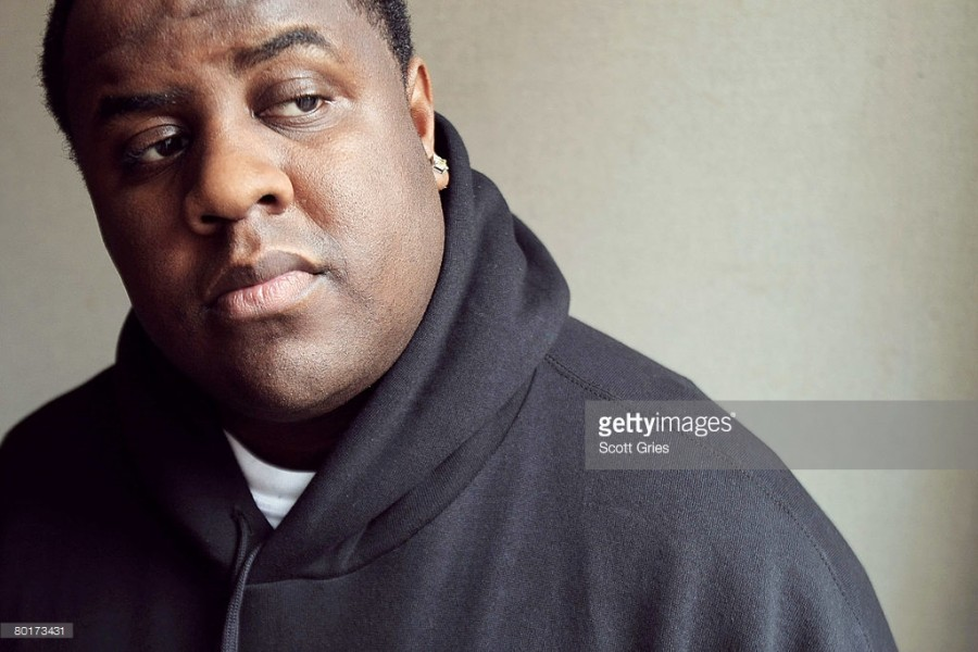 "Jamal ""Gravy"" Woolard, el actor que interpretó a Biggie"