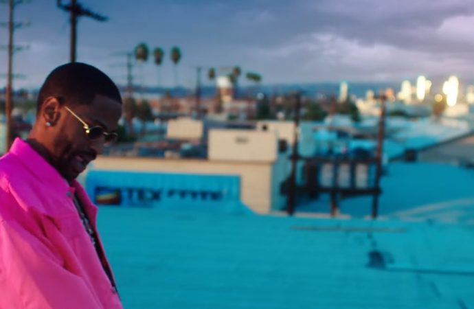 "Big Sean en el vídeo ""Bounce Back"":  colores y culos"