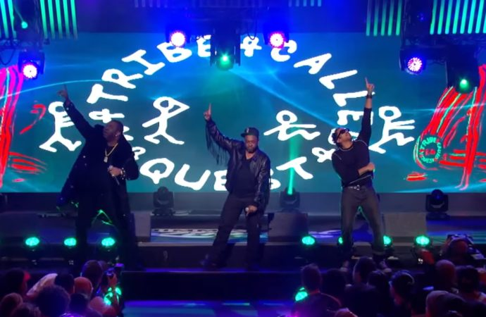A Tribe Called Quest, de nuevo en TV ¿La sorpresa de 2016?