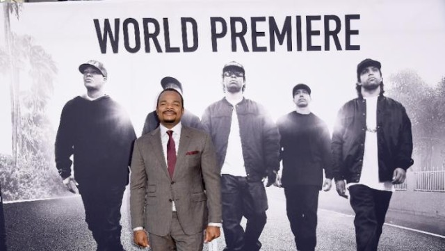Director F. Gary Gray arrives for the premiere of Universal Pictures and Legendary Pictures&#
