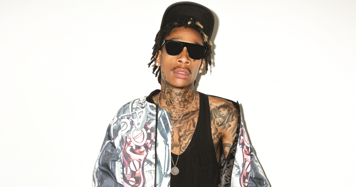 Wiz Khalifa actuará en el Weekend Beach Festival