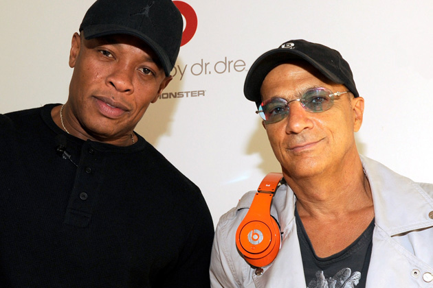 El socio de Dr. Dre en Beats, Jimmy Iovine, deja Interscope por Apple