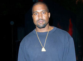 Kanye West, retirado en Wyoming, se apoya en Pusha T