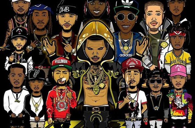 "Chris Brown, la ""orgía de famosos"" de Kanye West y 3 claves sobre ""Attack The Block"""