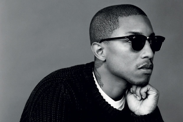 "Pharrell interpreta por primera vez su single ""Marilyn Monroe"""