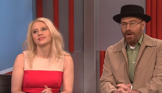 "Lo último de ""SNL"" en 2016: De Walter de ""Breaking Bad"" a Chance the Rapper"