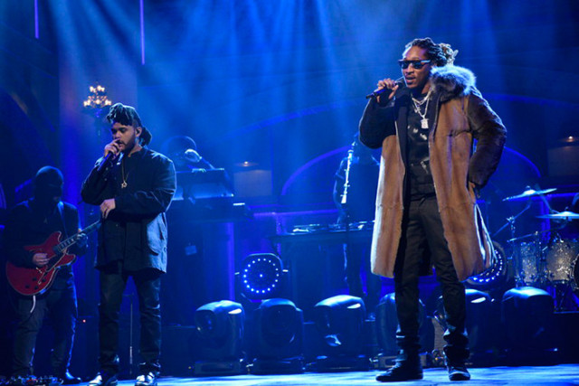 "Future y The Weeknd cantan ""Low Life"" en 'Saturday Night Live'"