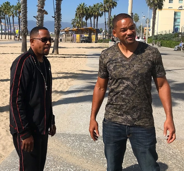 Will Smith y Martin Lawrence - Bad Boys III.