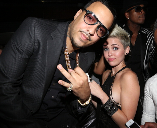 """Miley Cyrus se anima con el """"Ain´t Worried About Nothin"""" de French Montana"""