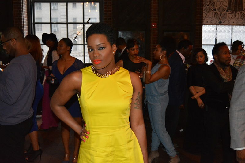 """Fashion 500"", un brunch de moda afroamericana en Nueva York"