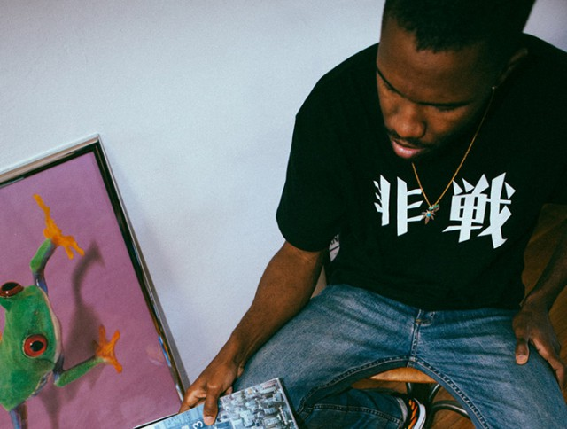 "Frank Ocean anuncia nuevo disco, ""Boys Don't Cry"""