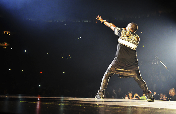 Kanye West y Alicia Keys brillaron en el Madison Square Garden