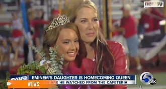 Hailie y su madre, Kimberly Anne Scott / ABC.Kimberly Anne Scott