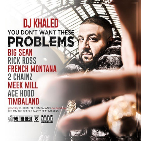 "Dj Khaled adelanta dos nuevas canciones de ""Suffering From Success"""