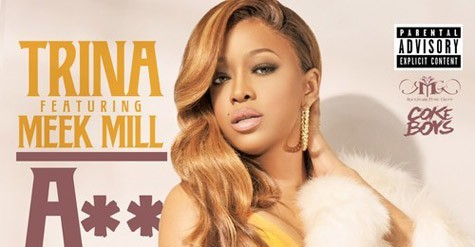 "Trina y Meek Mill estrenan ""Fat Ass"""