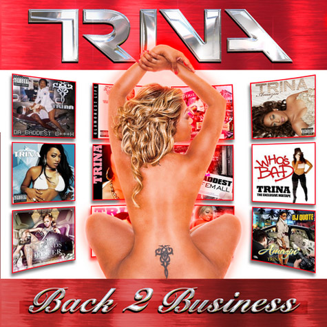 "Trina lanza ""Back 2 Business"", su nueva mixtape"