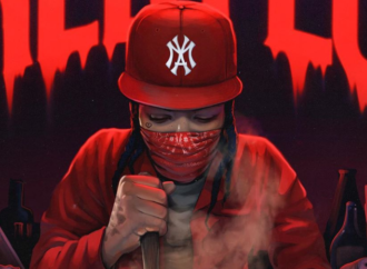"Young M.A. publica el EP ""Red Flu"", con mascarilla incluida"